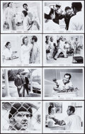 "Movie Posters:Academy Award Winners, One Flew Over the Cuckoo's Nest (United Artists, 1975). Photo Set of 12 (8"" X 10""). Academy Award Winners.. ... (Total: 12 Items)"