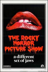 "The Rocky Horror Picture Show (20th Century Fox, 1975). One Sheet (27"" X 41"") Style A. Rock and Roll"