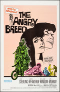 """Movie Posters:Exploitation, The Angry Breed (Feature Film Corporation of America, 1968). OneSheet (27"""" X 41""""). Exploitation.. ..."""