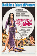 """Movie Posters:Bad Girl, The Million Eyes of Su-Muru & Other Lot (AmericanInternational, 1967). One Sheets (2) (27"""" X 41""""). Bad Girl.. ...(Total: 2 Items)"""