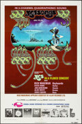 "Movie Posters:Rock and Roll, Yessongs (Ellman Enterprises, 1975). One Sheet (27"" X 41""). Rockand Roll.. ..."