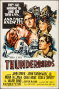 "Movie Posters:War, Thunderbirds & Other Lot (Republic, 1952). One Sheets (2) (27""X 41""). War.. ... (Total: 2 Items)"