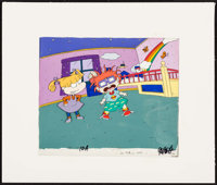 "The Rugrats (Nickelodeon, 1990s). Animation Cel (10.5"" X 12.5""). Animation"
