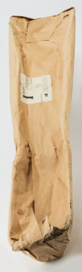 Sculpture, Charles Eames (American, 1907-1978) and Ray Kaiser Eames (American, 1912-1988). WWII Leg Splint, 1942, Evans Product...