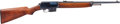 Long Guns:Semiautomatic, Winchester Model 07 Semi-Automatic Rifle....