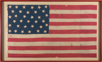 Battle of Antietam: Blood-stained Flag