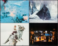 """Movie Posters:Science Fiction, The Empire Strikes Back (20th Century Fox, 1980). Deluxe JumboLobby Cards (4) (16"""" X 20""""). Science Fiction.. ... (Total: 4 Items)"""