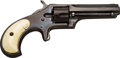 Handguns:Single Action Revolver, Remington - Smoot New Model No. 1 Single Action Revolver....