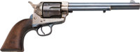 U.S. Colt Cavalry Model Single Action Revolver Issued to the New York State Militia