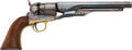 Handguns:Single Action Revolver, Fine Colt Model 1860 Army Revolver....