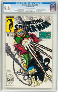 Modern Age (1980-Present):Superhero, The Amazing Spider-Man #298 (Marvel, 1988) CGC NM+ 9.6 Off-white towhite pages....