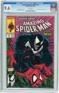 Modern Age (1980-Present):Superhero, The Amazing Spider-Man #316 (Marvel, 1989) CGC NM+ 9.6 Whitepages....
