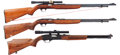 Long Guns:Semiautomatic, Lot of Three Semi-Automatic Rifles.... (Total: 3 Items)