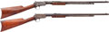 Long Guns:Slide Action, Lot of Two Winchester Model 90 Slide Action Rifles.... (Total: 2Items)