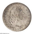 Early Half Dimes: , 1795 H10C MS61 NGC. V-1, LM-1, R.6. One of the scarcer die pairingsfrom this popular year, and a very attractive coin for ...
