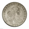 Early Dollars: , 1799 $1 MS61 NGC. B-9, BB-166, Die State I. An exceedingly rare andsignificant early die sta...