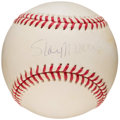 Autographs:Baseballs, Stan Musial Single Signed Baseball...