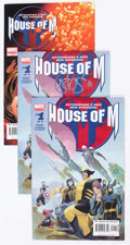 Modern Age (1980-Present):Superhero, House of M Box Lot (Marvel, 2005) Condition: Average NM-....