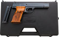 Handguns:Semiautomatic Pistol, Smith & Wesson Model 41 Semi-Automatic Pistol....
