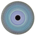 Sculpture, Christopher H. Martin. Cassini Disc II. Acrylic on Honed Acrylic . 36 inches (91.4 cm). The Artscape Auction B...