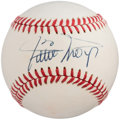 Autographs:Baseballs, Willie Mays Single Signed Baseball. ...