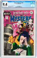 Bronze Age (1970-1979):Horror, House of Mystery #194 (DC, 1971) CGC NM 9.4 Off-white to white pages....