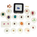 Estate Jewelry:Unmounted Gemstones, Unmounted Gemstones. ... (Total: 28 Items)