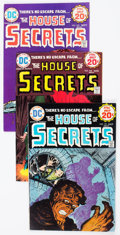 Bronze Age (1970-1979):Horror, House of Secrets #121-154 Group (DC, 1974-78) Condition: AverageVF.... (Total: 34 Comic Books)