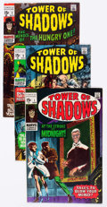 Silver Age (1956-1969):Horror, Tower of Shadows #1-9 Complete Series Group (Marvel, 1969-71)Condition: Average FN/VF.... (Total: 9 Comic Books)
