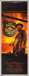 "Movie Posters:Western, High Plains Drifter (Universal, 1973). Insert (14"" X 36""). Western.. ..."
