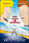 """Movie Posters:Animation, Beavis and Butthead Do America (Paramount, 1996). International One Sheet (27"""" X 40"""") DS. Animation.. ..."""