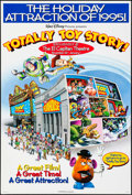 "Movie Posters:Animation, Totally Toy Story (Buena Vista, 1995). Poster (27"" X 40"") SS Advance. Animation.. ..."