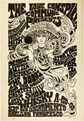 Music Memorabilia:Posters, Doors Whisky A-Go-Go Concert Poster (The Love Conspiracy Commune,1967)....