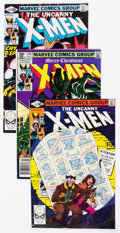 Modern Age (1980-Present):Superhero, X-Men #141 and 143-188 Group (Marvel, 1979-84) Condition: AverageFN/VF.... (Total: 47 Comic Books)
