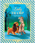 Memorabilia:Miscellaneous, Disney Lady and the Tramp, Cinderella, and Sleeping Beauty Storybooks (Disney, c. 1990s-20... (Total: 3 )