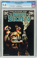 Bronze Age (1970-1979):Horror, House of Secrets #103 (DC, 1972) CGC NM/MT 9.8 Off-white to whitepages....