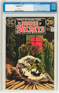 Bronze Age (1970-1979):Horror, House of Secrets #100 (DC, 1972) CGC NM/MT 9.8 Off-white pages....