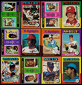 Baseball Cards:Lots, 1975 Topps Baseball Card Collection (800) . ...