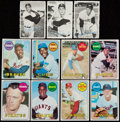 Baseball Cards:Lots, 1969 Topps Baseball Standard & Deckle Edge Collection (450+)....