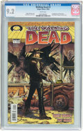 Modern Age (1980-Present):Horror, The Walking Dead #1 (Image, 2003) CGC NM- 9.2 White pages....