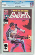 Modern Age (1980-Present):Superhero, Punisher (Limited Series) #5 (Marvel, 1986) CGC NM/MT 9.8 Whitepages....