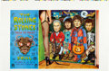 "Music Memorabilia:Posters, Rolling Stones- Proof For ""Trick or Treat"" Oakland Stadium ConcertPoster (RZO Productions, 1994)...."