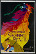 "Movie Posters:Animated, Sleeping Beauty (Buena Vista, R-1979). One Sheet (27"" X 41""). StyleA. Animated Fantasy. Starring the voices of Mary Costa, ..."