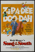 "Movie Posters:Animated, Song of the South (Buena Vista, R-1980). One Sheet (27"" X 41"").Musical. Starring Ruth Warrick, Bobby Driscoll, James Basket..."