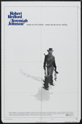 """Movie Posters:Western, Jeremiah Johnson (Warner Brothers, 1972). One Sheet (27"""" X 41"""") Style C. Western. Starring Robert Redford, Will Geer, Delle ..."""