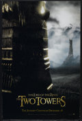 "Movie Posters:Fantasy, The Lord of the Rings: The Two Towers (New Line, 2002). One Sheet (27"" X 41"") Double Sided Advance. Fantasy Adventure. Starr..."