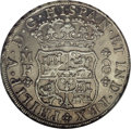 Mexico: , Mexico: Philip V 8 Reales 1741-Mo MF, KM-103, MS64 NGC, a reallynice, early piece with silvery luster, quite well balanced with ag...