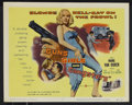 "Movie Posters:Crime, Guns, Girls and Gangsters (United Artists, 1959). Title Lobby Card(11"" X 14""). Crime. Starring Mamie Van Doren, Gerald Mohr..."