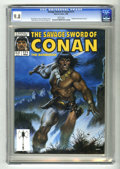 Magazines:Superhero, Savage Sword of Conan #171 (Marvel, 1990) CGC NM/MT 9.8 Whitepages. ...