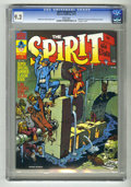 Magazines:Superhero, The Spirit #4 (Warren, 1974) CGC NM- 9.2 White pages. ...